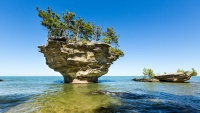 Turnip Rock v Michiganu