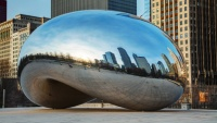 Cloud Gate v Chicagu