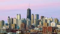 Willis Tower v Chicagu. 2. nejvyšší budova USA: