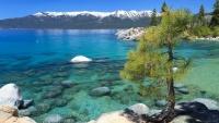 Jezero Tahoe - nejkrásnější v USA