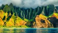 Nejkrásnější cestu Havaje mají v Na Pali