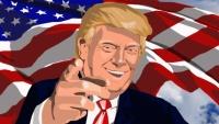 Donald Trump má celkem pestrou minulost. A budoucnost asi také.