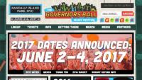 Governors Ball v New York City