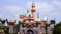 Disneyland v Anaheimu - zámek Sněhurky