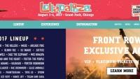 Lollapalooza Festival 2017