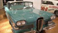 Limuzína v Henry Ford Museum v Michiganu