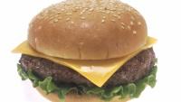 Americké jídlo - hamburger