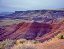 Painted desert v Arizoně