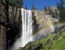 Vernal Falls, stát Kalifornie