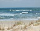 First Landing State Park Beach, Virginie