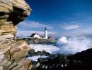 Co má nejslavnější maják státu Maine společného s velrybami?