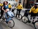 May Day: Svátek práce v Americe poslal do ulic cyklo policisty