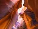 Antelope Canyon v Arizoně