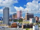 Atlantic City - pohled na město