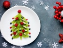 Vánoční jídlo v USA