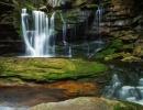 Vodoády Blackwater v Západní Virginii
