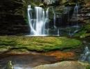 Blackwater Falls, Západní Virginie