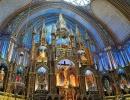 Gotika v Kanadě? V Montrealu mají úžasnou baziliku