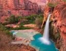 Havasu Falls, stát Arizona