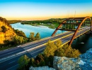Pennybackerův most v Texasu