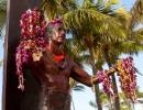 Honolulu - Socha Duke Kahanamoku