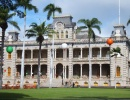 Honolulu - Iolani Palace