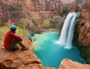 Ve stínu Grand Canyonu se krčí půvabné vodopády Havasu