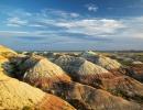 Badlands: krajina jako na Měsíci
