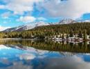 Průzračná jezera, hluboké lesy... v Coloradu je nádherně