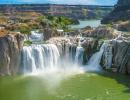 """""""Niagarské vodopády západu"""" jsou o 14 m vyšší než ty pravé"""