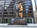 Picassova socha v Chicagu, Illinois