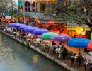 River Walk, San Antonio, Texas - Amerika.cz