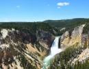 Yellowstoneské vodopády, Stát Wyoming