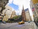 Trinity Church, Manhattan, New York City - Amerika.cz