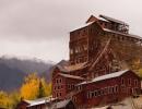 důlní městečko Kennecott