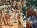 Bryce Canon - skalní útvary