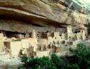 Mesa Verde: Kamenná vesnice pod převisem
