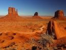 Pouštní giganti v Monument Valley