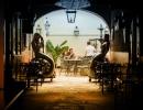 Kavárna v New Orleans