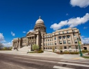 Budova Capitolu v Boise.