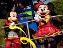 Maskoti Disneylandu