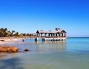Dřevěné molo v Key West, Florida - Amerika.cz