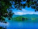 Lake Santeetlah, Severní Karolína - Amerika.cz