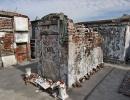 Hrob Marie Laveau v New Orleans.