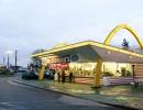 Nejstarší McDonald na světě v LA.