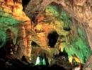 Zakletá Amerika: čarodejnice na ni z Carlsbadské jeskyně zdvihá prst