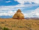 I příroda může sama postavit kostel. Povedlo se jí to v Utahu