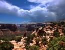 Colorado National Monument je místo, kde končí zelená Amerika
