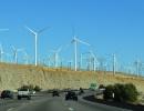 San Gorgonio - větrná farma