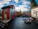 Hotelové karavyny - Portland, Oregon 1